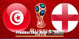 Prediksi Skor Piala Dunia Tunisia Vs Inggris 19 Juni 2018
