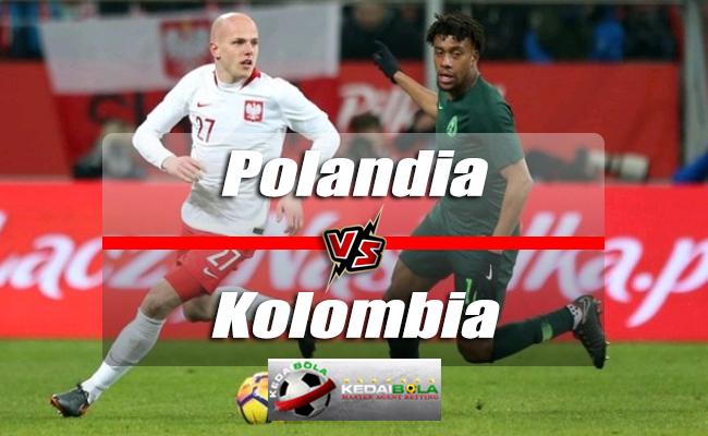 Prediksi Skor Polandia Vs Kolombia 25 Juni 2018 Piala Dunia 2018