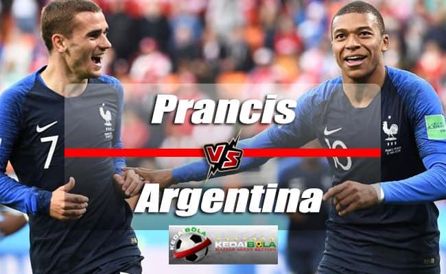 Prediksi Skor Prancis Vs Argentina 30 Juni 2018 Piala Dunia 2018