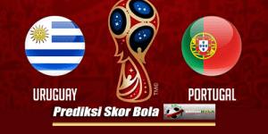 Prediksi Skor Uruguay Vs Portugal 1 Juli 2018 Piala Dunia 2018