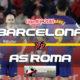 Prediksi Skor Barcelona Vs AS Roma 1 Agustus 2018