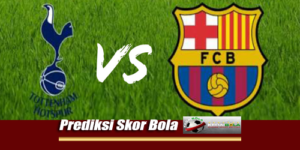 Prediksi Skor Barcelona Vs Tottenham Hotspur 29 Juli 2018