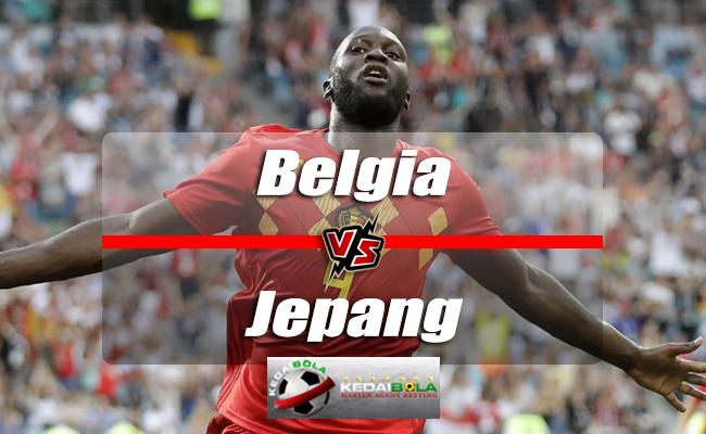 Prediksi Skor Belgia Vs Jepang 3 Juli 2018 Piala Dunia 2018