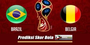 Prediksi Skor Brasil Vs Belgia 7 Juli 2018 Piala Dunia 2018