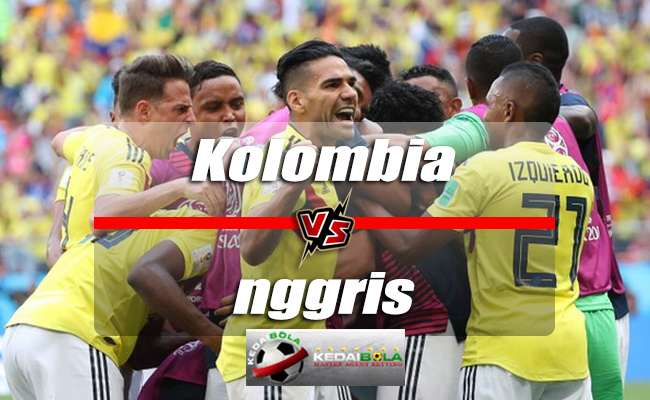 Prediksi Skor Kolombia Vs Inggris 4 Juli 2018 Piala Dunia 2018