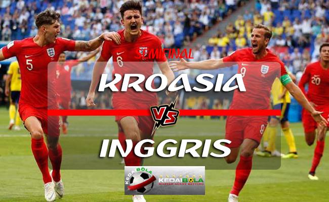 Prediksi Skor Kroasia Vs Inggris 12 Juli 2018 Piala Dunia 2018