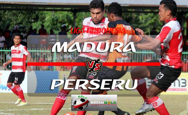Prediksi Skor Madura United Vs Perseru Serui 17 Juli 2018