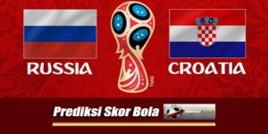 Prediksi Skor Rusia Vs Kroasia 8 Juli 2018 Piala Dunia 2018
