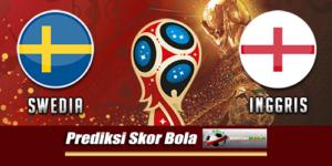 Prediksi Skor Swedia Vs Inggris 7 Juli 2018 Piala Dunia 2018