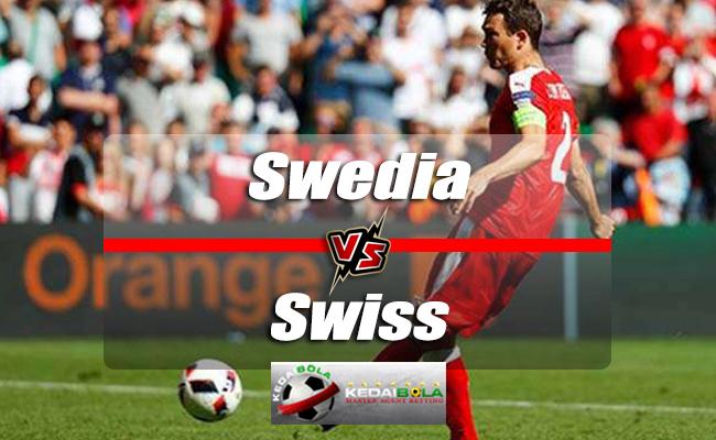 Prediksi Skor Swedia Vs Swiss 3 Juli 2018 Piala Dunia 2018