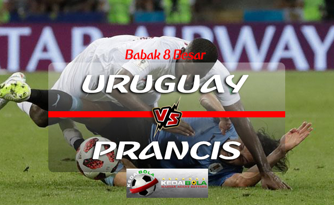 Prediksi Skor Uruguay Vs Prancis 6 Juli 2018 Piala Dunia 2018