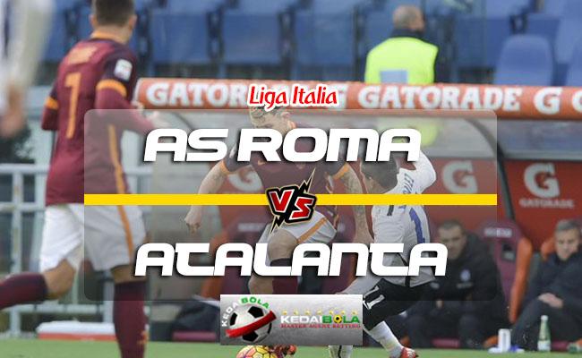 Prediksi Skor AS Roma Vs Atalanta 28 Agustus 2018
