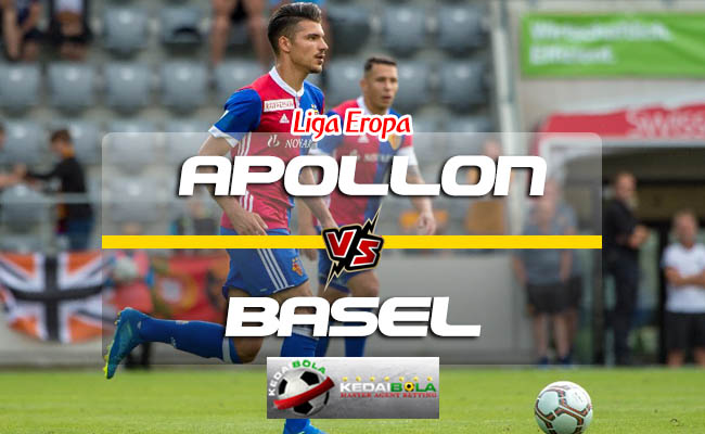 Prediksi Skor Apollon Vs Basel 31 Agustus 2018