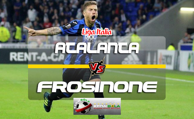 Prediksi Skor Atalanta Vs Frosinone 21 Agustus 2018
