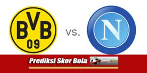 Prediksi Skor Borussia Dortmund Vs Napoli 8 Agustus 2018