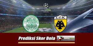 Prediksi Skor Celtic Vs AEK Athens 9 Agustus 2018