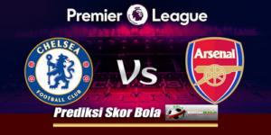 Prediksi Skor Chelsea Vs Arsenal 18 Agustus 2018