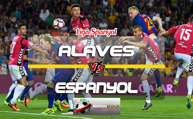 Prediksi Skor Deportivo Alaves Vs Espanyol 2 September 2018