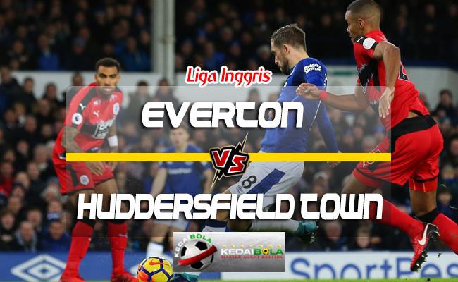 Prediksi Skor Everton Vs Huddersfield Town 1 September 2018
