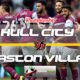 Prediksi Skor Hull CIty Vs Aston Villa 7 Agustus 2018
