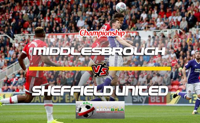 Prediksi Skor Middlesbrough Vs Sheffield United 8 Agustus 2018