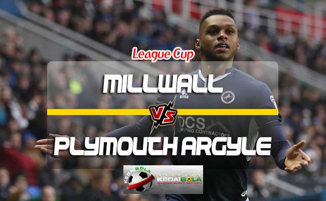 Prediksi Skor Millwall Vs Plymouth Argyle 30 Agustus 2018