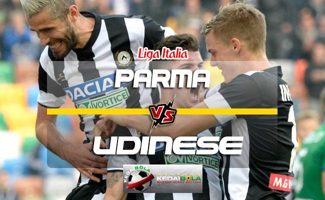 Prediksi Skor Parma Vs Udinese 20 Agustus 2018