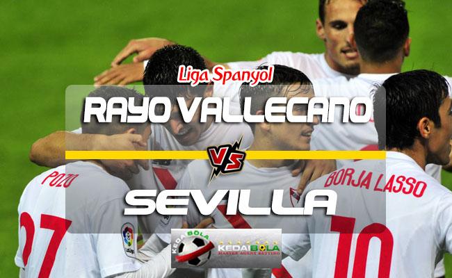 Prediksi Skor Rayo Vallecano Vs Sevilla 20 Agustus 2018