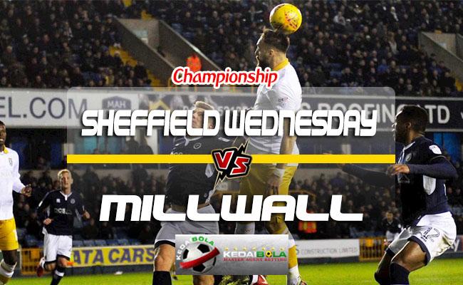 Prediksi Skor Sheffield Wednesday Vs Millwall 23 Agustus 201