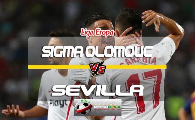 Prediksi Skor Sigma Olomouc Vs Sevilla 24 Agustus 2018