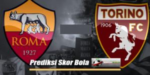 Prediksi Skor Torino Vs AS Roma 19 Agustus 2018