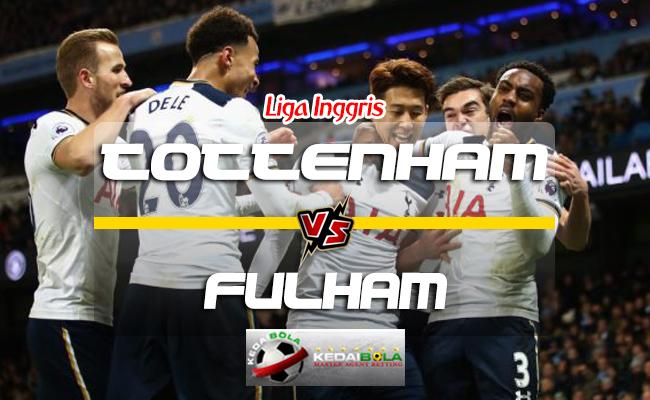 Prediksi Skor Tottenham Hotspur Vs Fulham 18 Agustus 2018