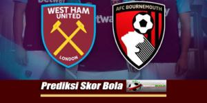 Prediksi Skor West Ham Vs Bournemouth 18 Agustus 2018