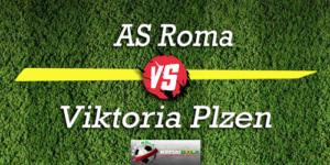 Prediksi Skor Bola AS Roma Vs Viktoria Plzen 3 Oktober 2018