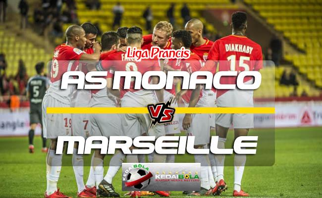 Prediksi Skor AS Monaco Vs Marseille 3 September 2018