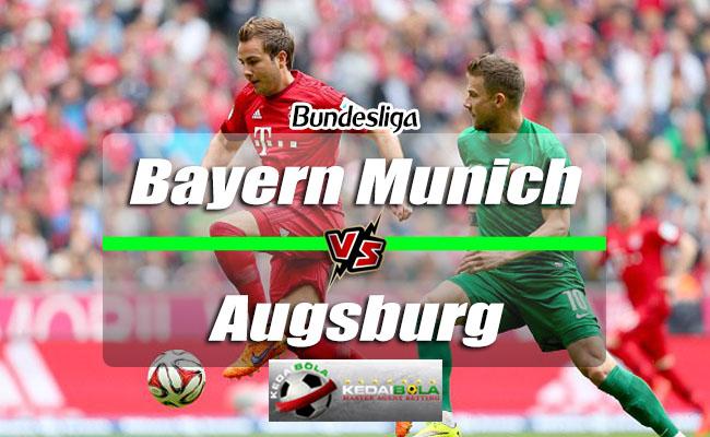 Prediksi Skor Bola Bayern Munich Vs Augsburg 26 September 2018