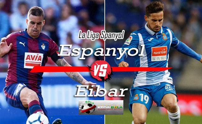 Prediksi Skor Bola Espanyol Vs Eibar 26 September 2018