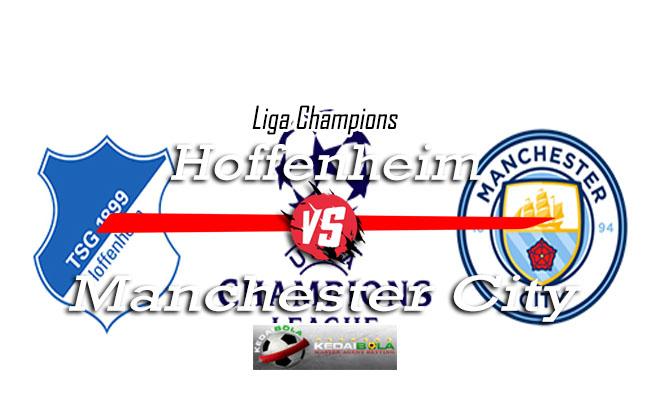 Prediksi Skor Bola Hoffenheim Vs Manchester City 2 Oktober 2018