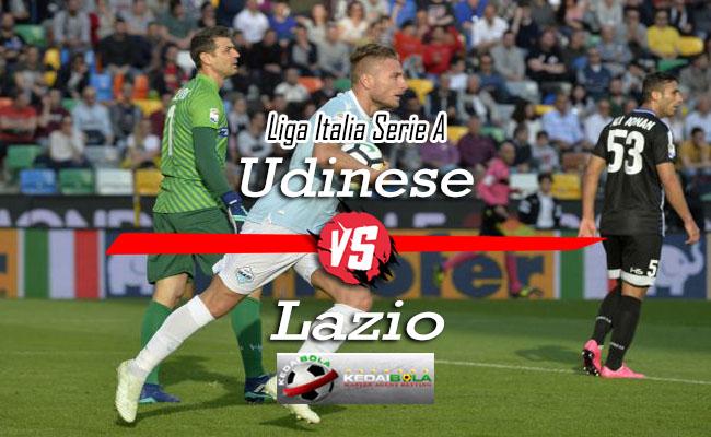 Prediksi Skor Bola Udinese Vs Lazio 27 September 2018