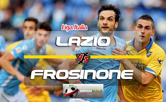 Prediksi Skor Lazio Vs Frosinone 3 September 2018