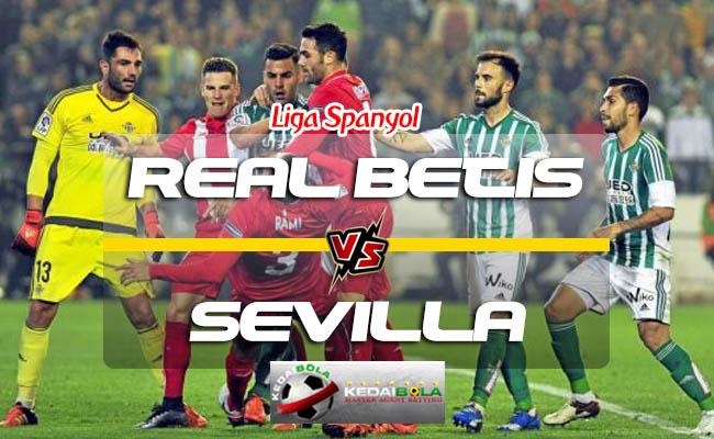 Prediksi Skor Real Betis Vs Sevilla 3 September 2018