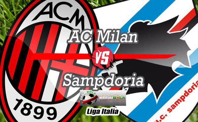 Prediksi AC Milan Vs Sampdoria 29 Oktober 2018