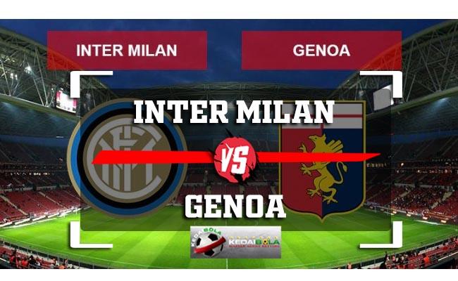 Prediksi Inter Milan Vs Genoa 3 November 2018