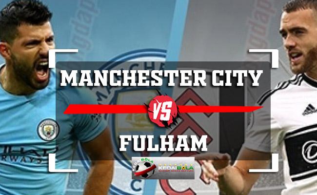 Prediksi Manchester City Vs Fulham 2 November 2018
