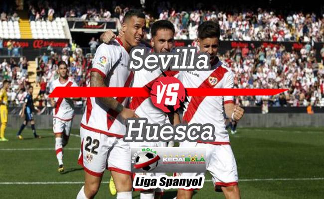 Prediksi Sevilla Vs Huesca 29 Oktober 2018