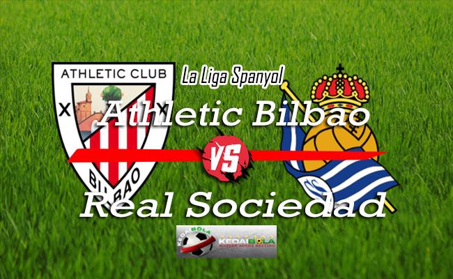 Prediksi Skor Bola Athletic Bilbao Vs Real Sociedad 6 Oktober 2018
