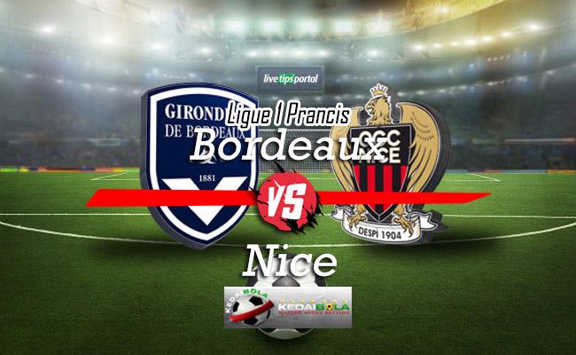 Prediksi Skor Bola Bordeaux Vs Nice 28 Oktober 2018