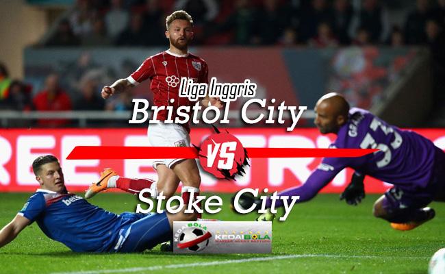 Prediksi Skor Bola Bristol City Vs Stoke City 27 Oktober 2018