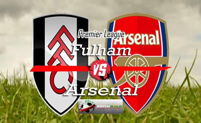 Prediksi Skor Bola Fulham Vs Arsenal 7 Oktober 2018