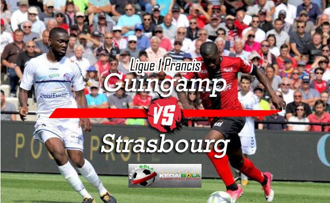 Prediksi Skor Bola Guingamp Vs Strasbourg 28 Oktober 2018
